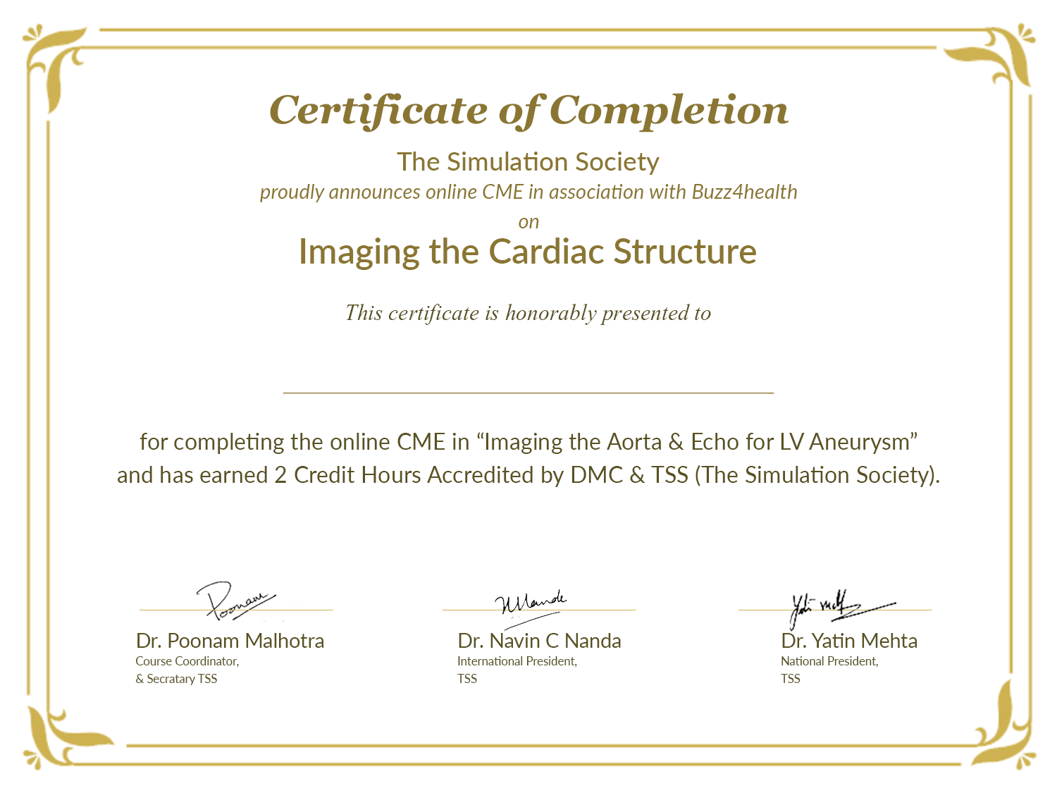 Imaging the Cardiac Structure