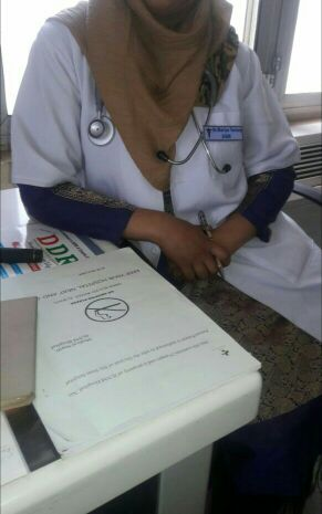 Dr. Mariya