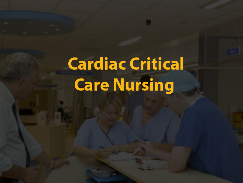 Cardiac Critical Care Nursing