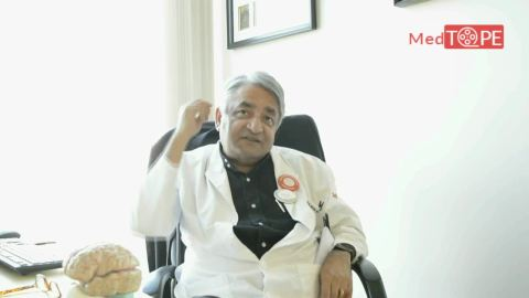 Watch Dr. A. N. Jha, Neurosurgeon at Medanta - The Medicity talk about Stroke !!