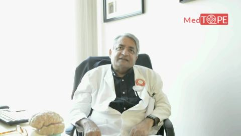 Watch Dr. Ajaya Nand Jha, Neurosurgery expert at Medanta - The Medicity talk about the difficult cases handle by him and the ones that left a mark !!