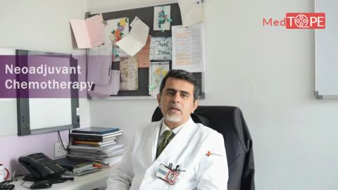 Watch Dr. Deepak Sarin, India's leading Head & Neck Oncologist talk about how Chemotherapy is applied in treating Head & Neck cancers !!