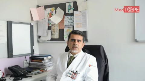 Watch Dr. Deepak Sarin, India's leading Head & Neck Oncologist talk about the procedure of Parotidectomy in detail !!