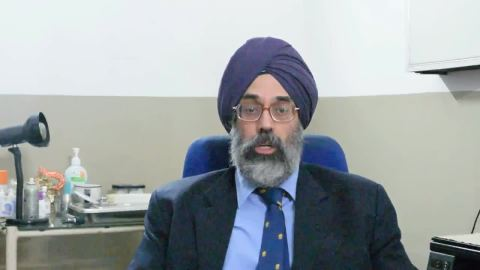 Watch Dr. Ajit Man Singh, Senior Consultant - ENT Surgery talk about some recent advancements in the field of Otolaryngology !!