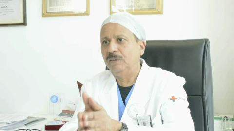 Watch India's leading Cardiologist Dr. R. R. Kasliwal talk about the much sought after DASH Diet !!