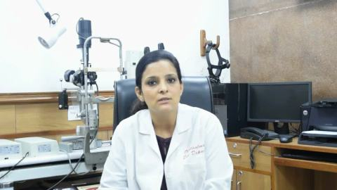 Watch leading Opthalmologist Dr. Tinku Bali Razdan talk about Diabetic Retinopathy !!