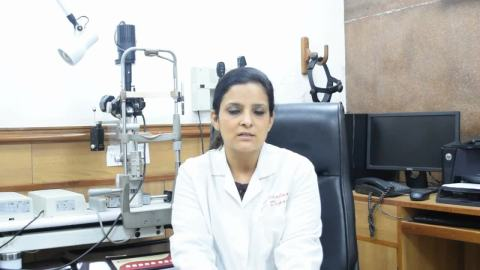 Watch Opthalmology expert Dr. Tinku Bali Razdan talk about Gene Therapy for Retinal Disorders !!