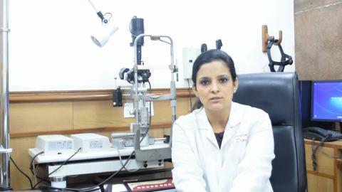 Watch Dr. Tinku Bali Razdan, leading Ophthalmologist, discuss about the tips and tricks adopted by her in treating her patients !!
