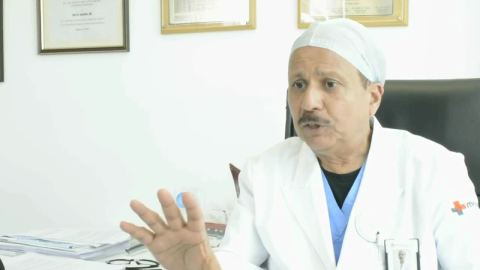 Watch the one and only Dr. R. R. Kasliwal talk about Sleep disorders like Obstructive sleep apnea and Ambulatory Blood pressure monitoring !!
