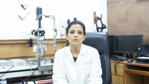 Watch Ophthalmology expert Dr. Tinku Bali Razdan talk about the problem of Retinal Deatchment in detail !!