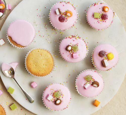 Сказочные пирожные