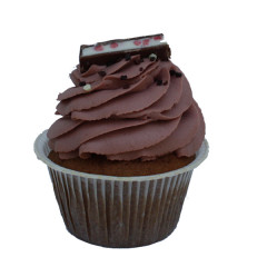 Yogurette Cupcake