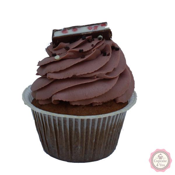Yogurette Cupcake - Cupcakes