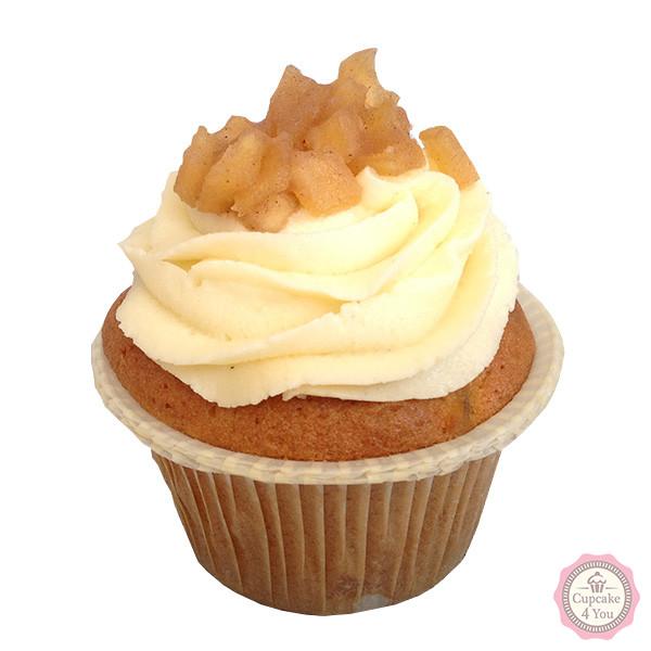 Apfeltraum Cupcake - Cupcakes