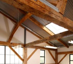 Zinc roof (Zinc)