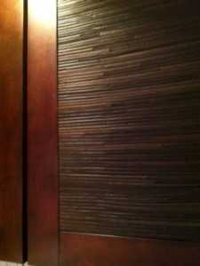 DIY | Refacing | Leather Panels-Tiles | Zinc Metal Sheets