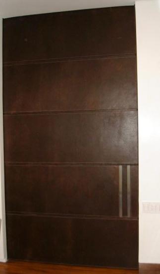 Puerta cueros arquitectonicos (Prod. Prices – Ex factory)