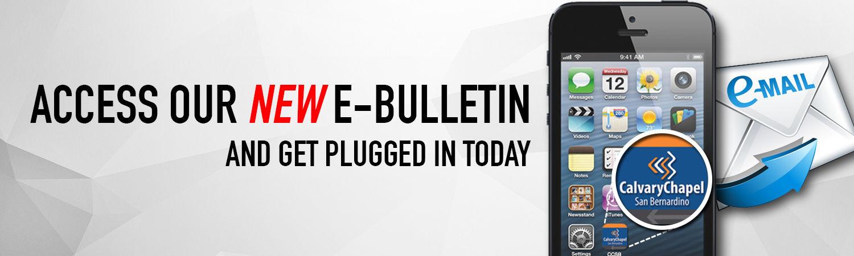 E-Bulletin image
