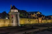 Visita de Vannes en la Bretaña francesa