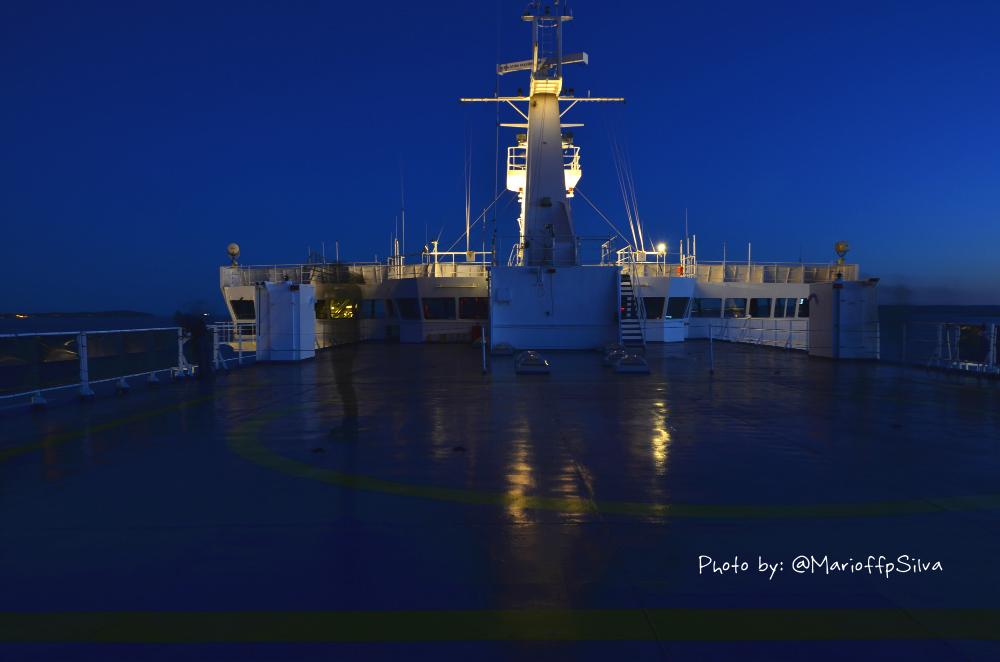 Nuestro viaje en Ferry de Oslo a Frederikshavn