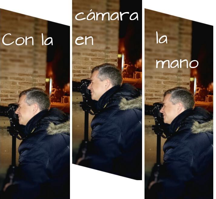 Acerca de Mario Silva - Con la cámara en la mano