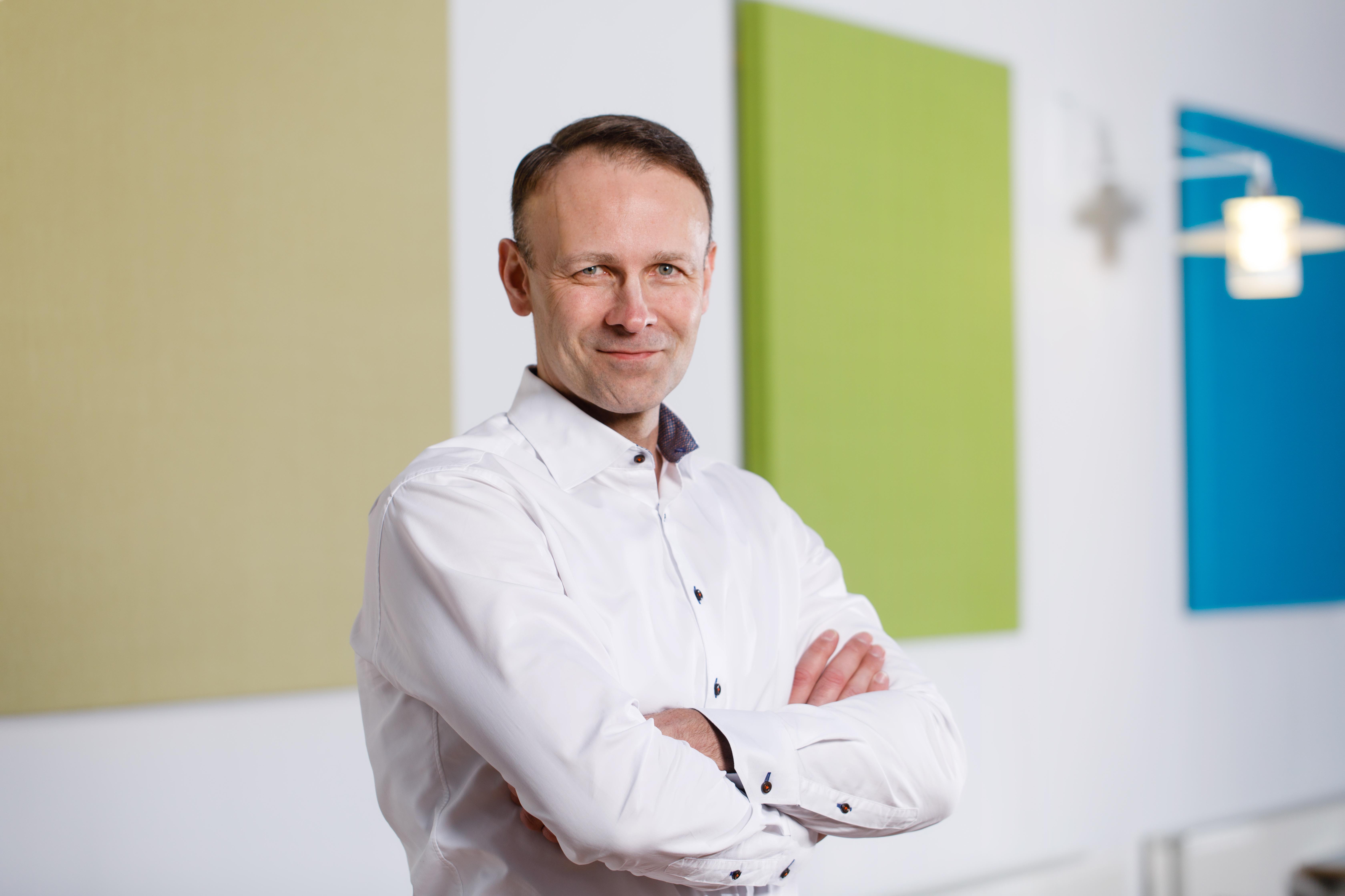 Martin Bergö. Foto: Oskar Allerby/Folkuniversitet.