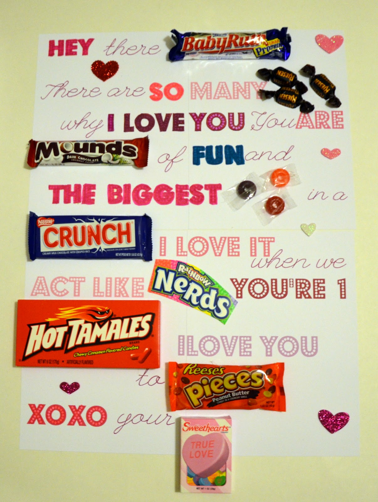 Candy Anniversary Sayings Dsc Crdad