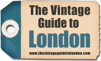 Vintage guide to London