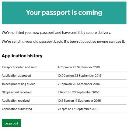 Renewing A British Passport Online Has Become Even Easier