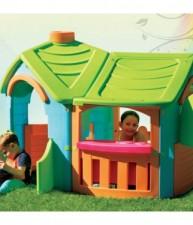 Dětský domeček Triangle Villa s kuchyňkou