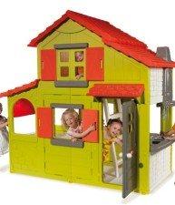 Dětský domeček Maison Duplex se zvonkem