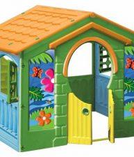 Domeček pro děti Farm House s motýlem
