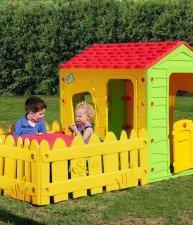 Domeček pro děti Fun Farm Starplast