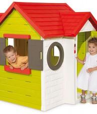 Dětský domeček My House s elektronickým zvonkem