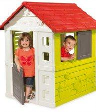 Dětský domek Nature se zasouvací okenicí
