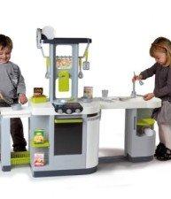 Kuchynka pre deti Loft s vysúvacou pracovnou plochou