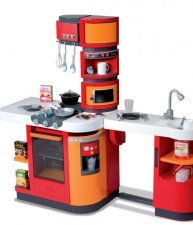 Detská kuchynka CookMaster so zvukmi a 33 doplnkami