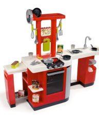 Detská kuchynka Loft 4v1  s 25 doplnkami