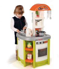 Kuchynka pre deti Tefal Studio s kanvicou a 19 doplnkami