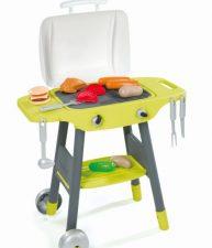 Kuchynka pre deti Barbecue Grill na kolieskach