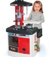 Detská kuchynka Cherry so zvukmi a barovým pultom