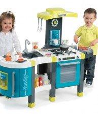 Kuchynka pre deti  Tefal French Touch so zvukmi a kávovarom