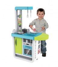 Kuchynka pre deti Cherry Kitchen so zvukom a 25 doplnkami
