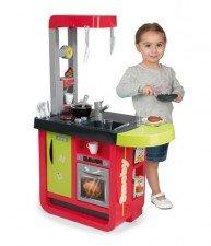 Kuchynka pre deti Cherry Special s jedálňou a 25 doplnkami