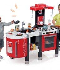 Kuchynka pre deti Tefal French Touch Bublinky&Voda s 45 doplnkami