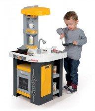Kuchynka pre deti Tefal Studio elektronická so sódovačom a 27 doplnkami