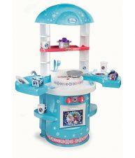 Detská kuchynka Frozen Smoby so 17 doplnkami