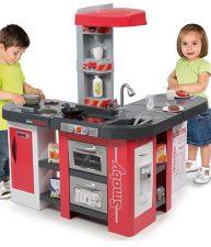 Kuchynka pre deti Tefal Studio XXL Smoby s magickým bublaním a 35 doplnkami