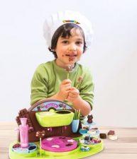 Hravá kuchárka Chef Čokoládovňa