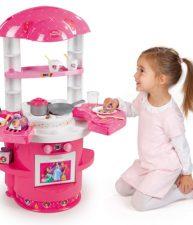Detská kuchynka Princezné Ma Premier so 17 doplnkami